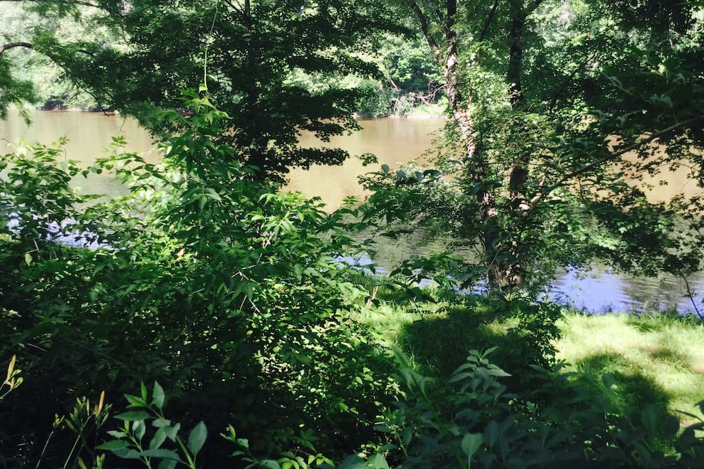 View of Rondout Creek