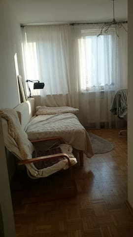 Matress for another person availabl - Varsavia - Appartamento
