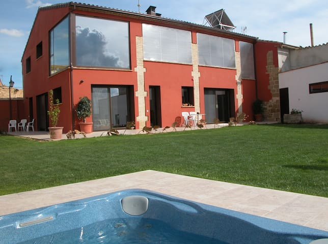 Full Service B & B in Los Monegros