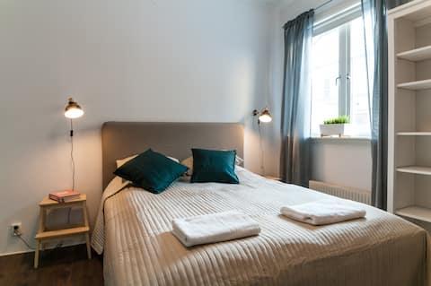 Cozy Studio in heart of Uppsala