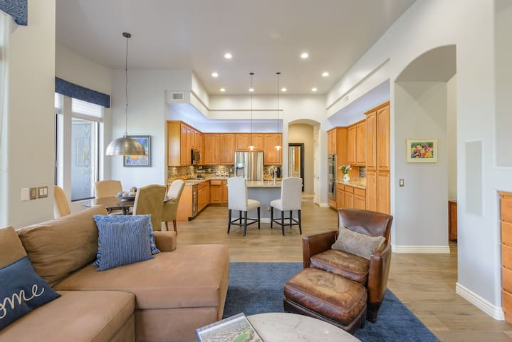 Resort Style Home on J.W. Marriott Golf Course