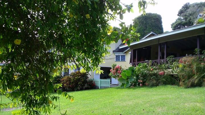 2Bdrm/2Bath Garden Apt, unique plantation setting