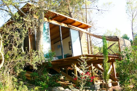 Treehouse with incredible view! - Manacor