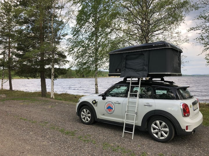 MINI Countryman med Taktält