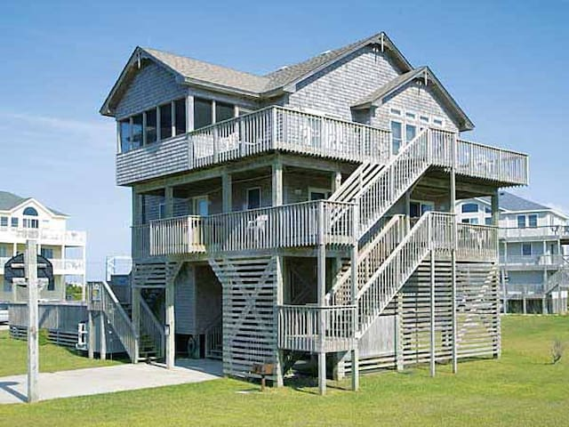 Carolina Breeze - Premium Budget fr - Rodanthe