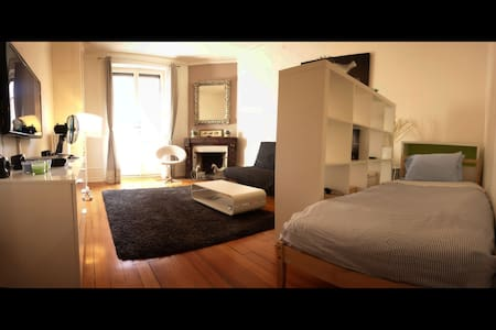 Charming Apartment next to Cornavin - Genebra