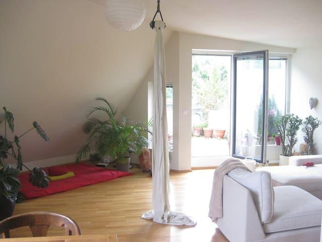 Stadtnahe Wohnung im Wienerwald - Mauerbach - Huoneisto