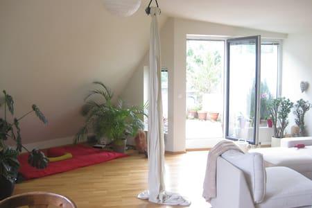 Stadtnahe Wohnung im Wienerwald - Apartment