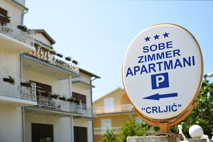Apartments Leo- Three Bedroom with Terrace - Vodice - Appartement