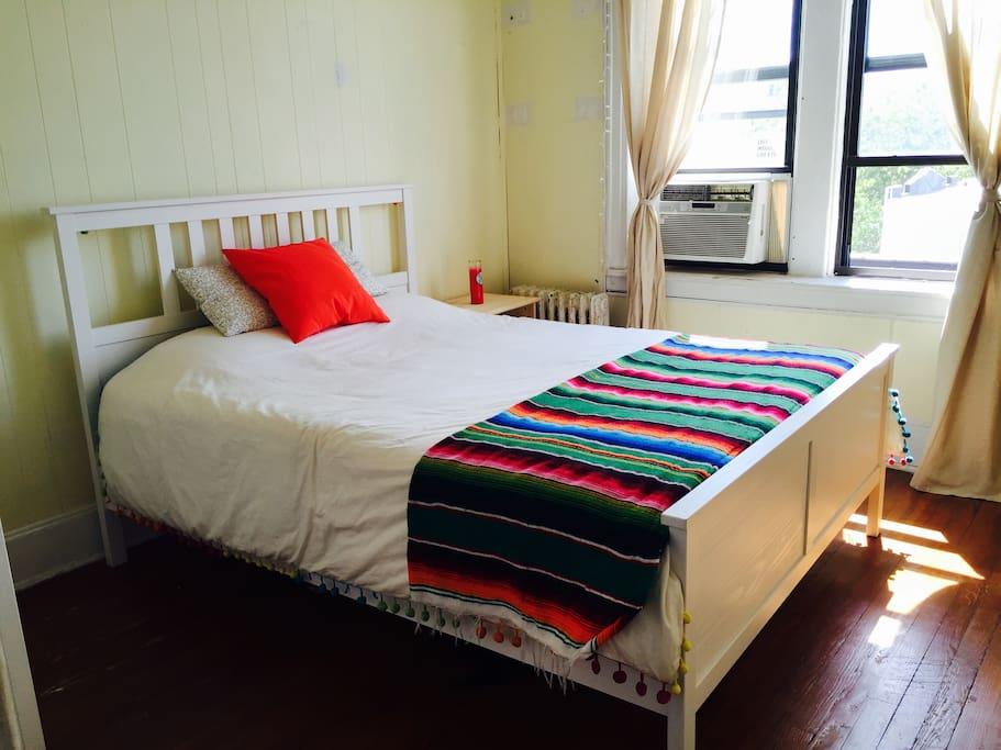 Brand new bed and Casper mattress.