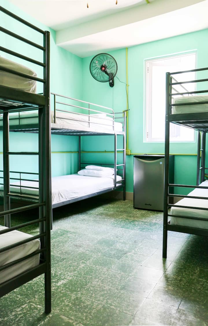 Conturce Hostel 6-Bed Dorm