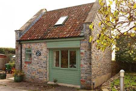 Fig Tree Barn- a peaceful, comfortable & fun stay. - Bristol - House