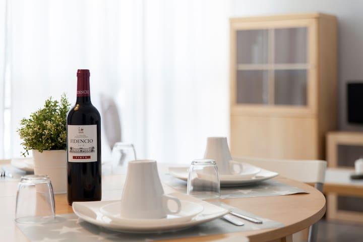 Romantic Apartament WIFI