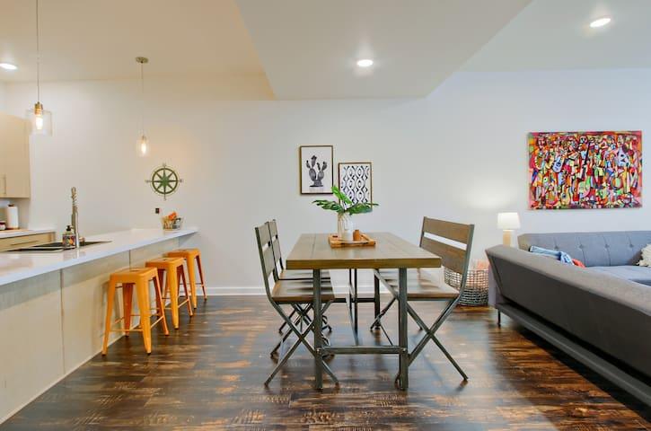 Urban Midtown Harrisburg Apartment