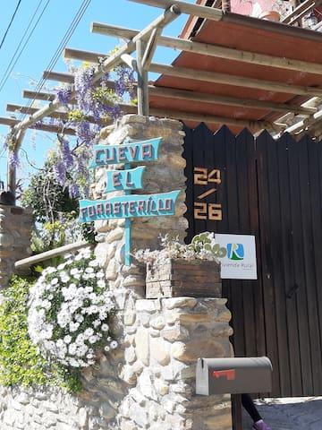 Cueva EL FORASTERILLO
