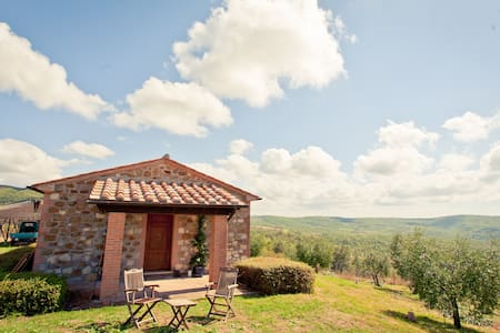 Little House in the Olive Grove - Montegabbione, Terni