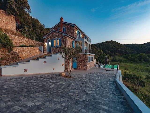 Villa Lapida - Supetarska Draga - Huis