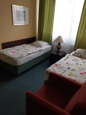 Praha 4, Private Twin Rooms