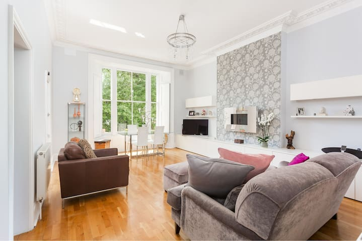 Bright, Airy Hampstead Appt close to amenities