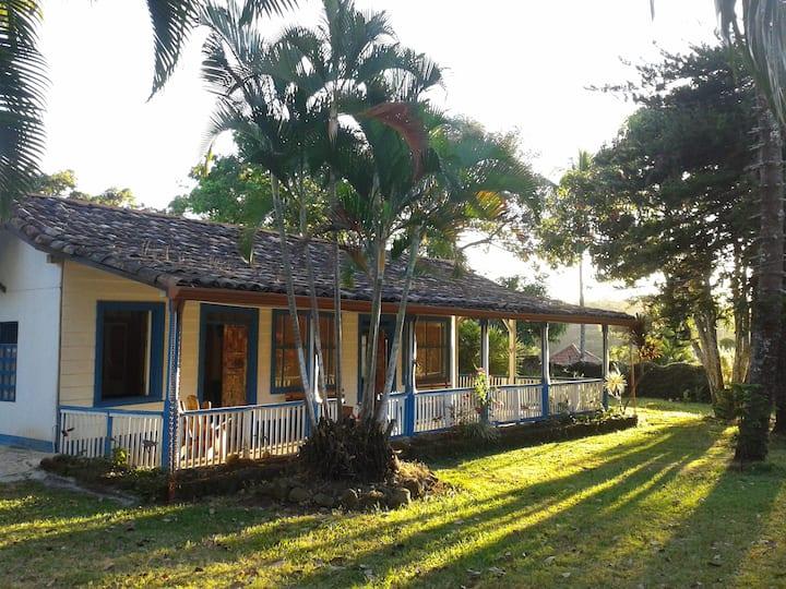 Historical House in Alto López
