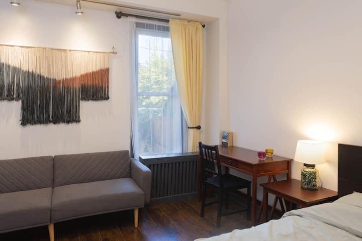 Alexandre Dumas' Room
