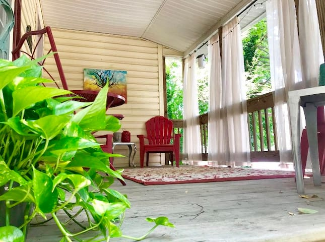 Court Street Cottage - New River Gorge