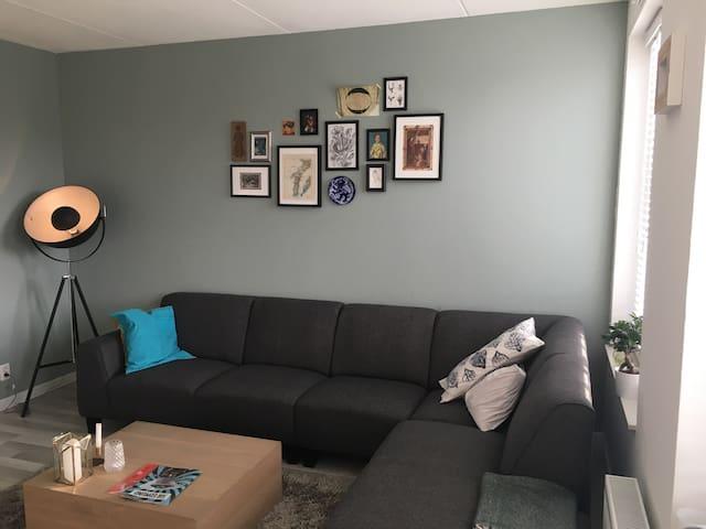 Nieuw modern appartement in Lent - Nijmegen - Flat