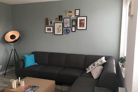 Nieuw modern appartement in Lent - Nijmegen