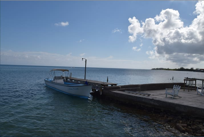 Lovely Private Self Contained Seafront Apartment! - Utila - Apartamento