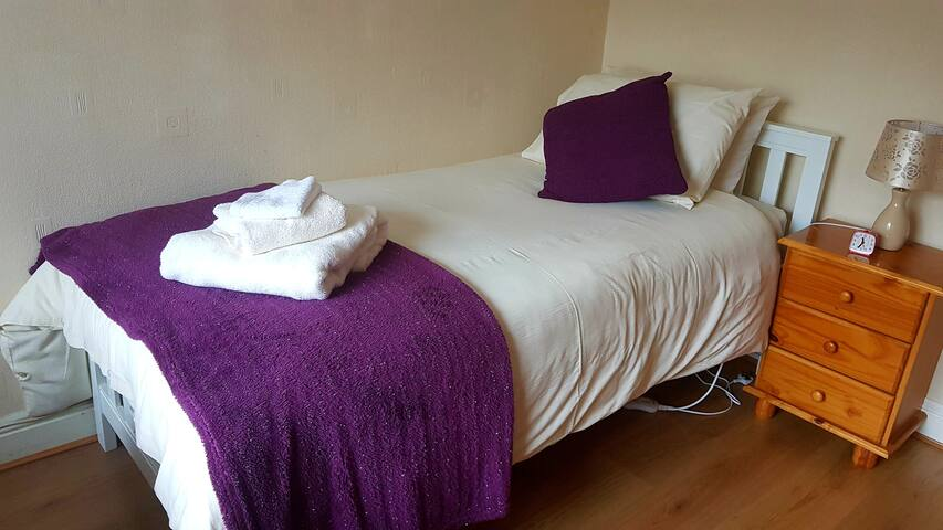 TRANQUILLITY Cosy Twin Room