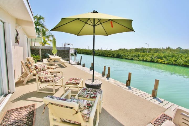 Beach Escape ~ 81 Coral Lane KCB - Key Colony Beach - Apartamento