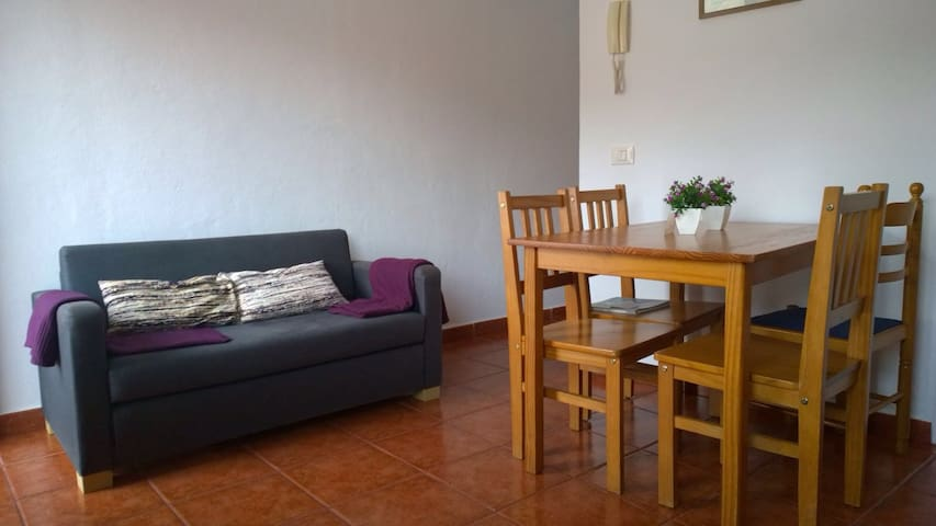 CASA DEL CUBANO (Appartment B) - Taganana - Appartement