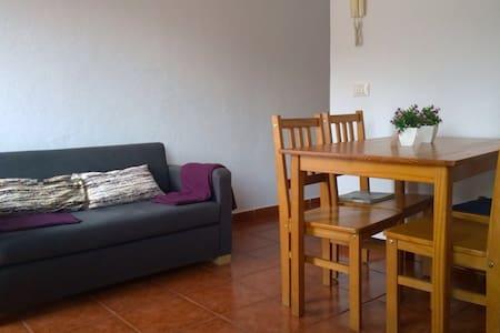 CASA DEL CUBANO (Apartment B) - Taganana - Lakás