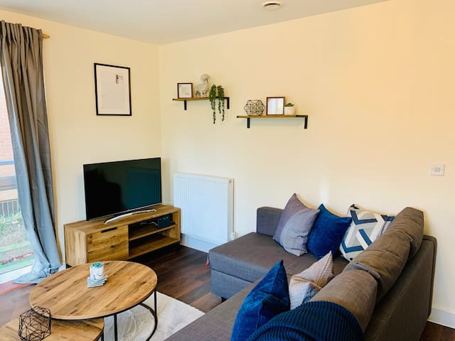 The Ward Room is the perfect One bed private Flat