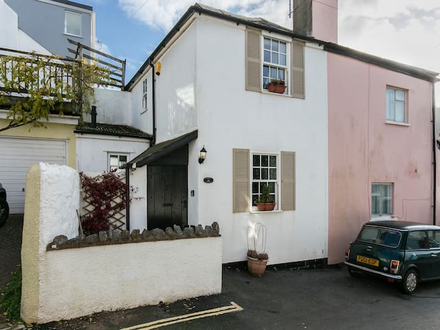 Gorgeous cottage on the fabulous South Devon Coast - Shaldon - Hus