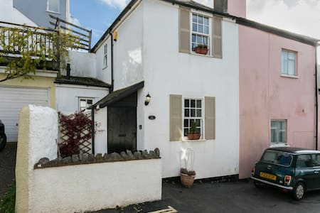 Gorgeous cottage on the fabulous South Devon Coast - Shaldon - Дом