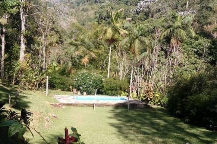 Camping Novo Destino - Paraíso na natureza!