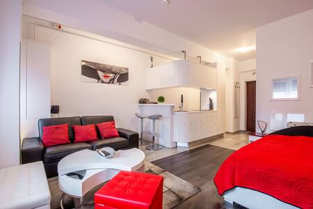 Studio Militari Residence Bucharest M6