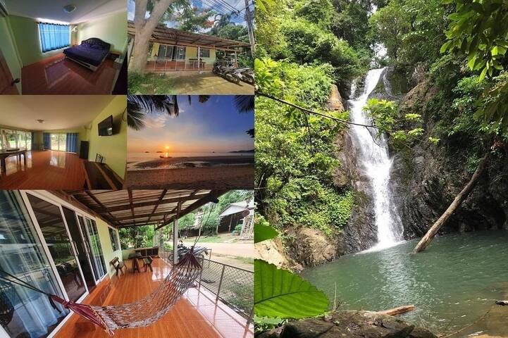 House near Kai Bae Waterfall