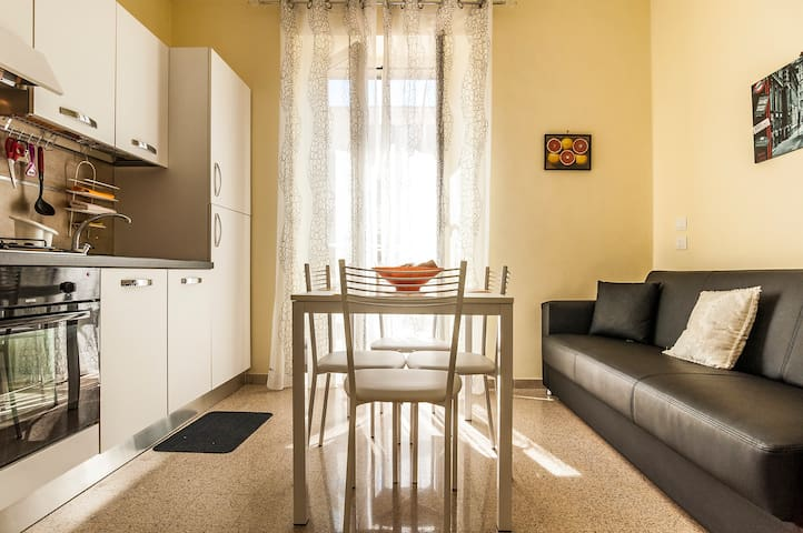 Holiday Central Home - Fondi - Byt