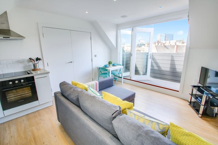 ⭐ City Centre Penthouse Apartment, near Cathedral