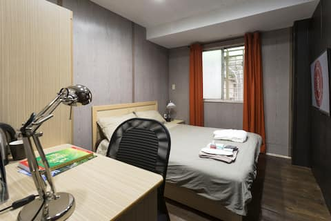 Shida Co-Working Space-Private bedrooms (No Dorms)