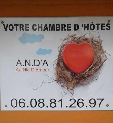 And'A  Au nid d'Amour