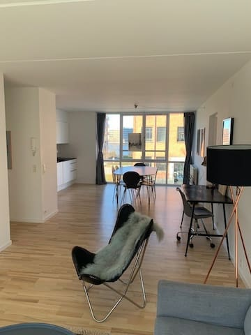 Modern high standard apartment.