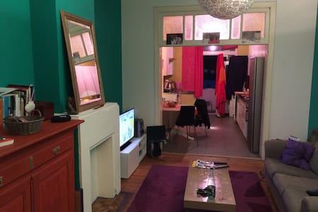 Très bel appartement à Bruxelles - Huoneisto