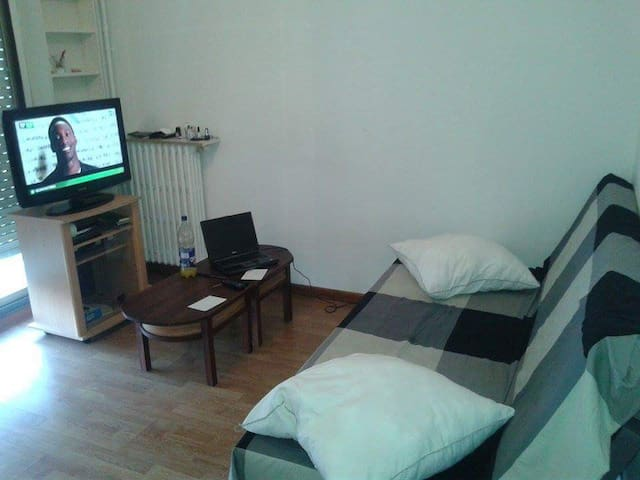 beau studio f1 (10minute paris) proche de vincenes - Le Perreux-sur-Marne - Condominium
