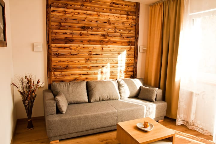 Cozy mountain apartment - Piesendorf - Apartment