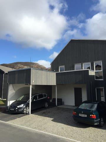 Family-friendly modern house - Sandnes - House