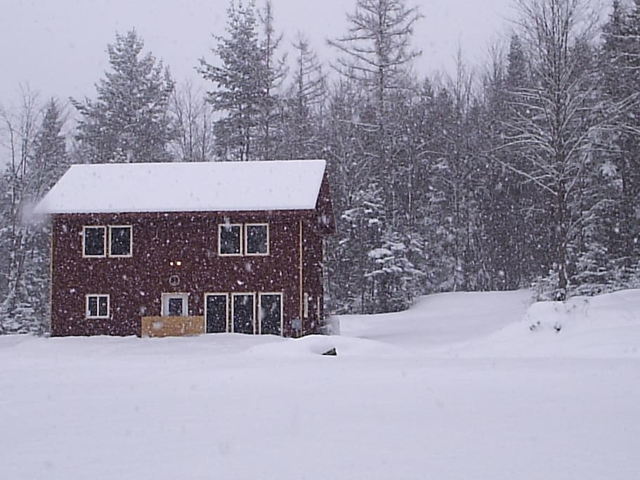 "Our past guests call it the ""Winter Wonderland""."