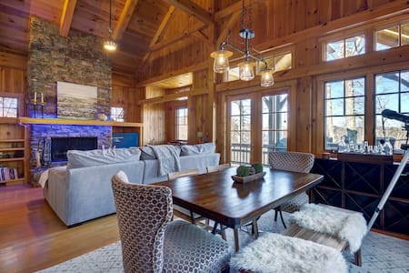 Cozy Mountain Home For Your Perfect Getaway!